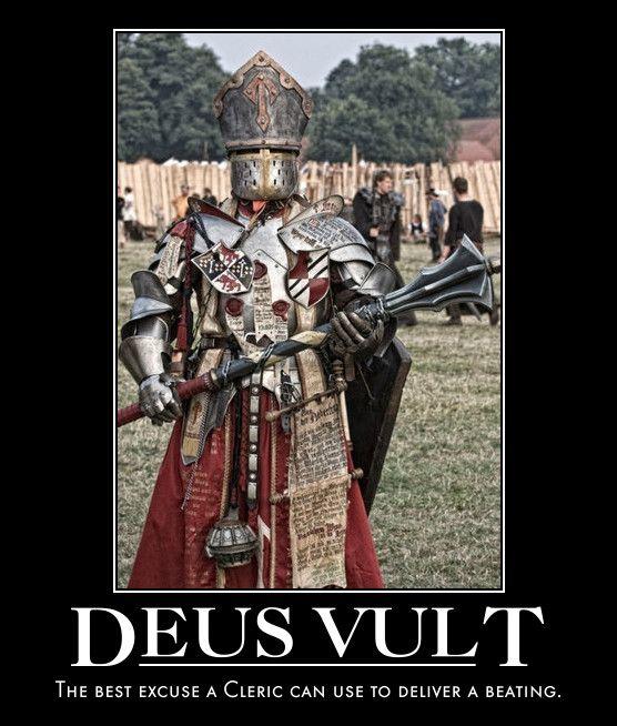 Deus Vult by GPuzzle
