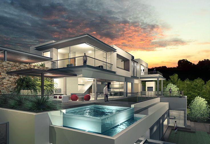 House Akram - Residential architectural design