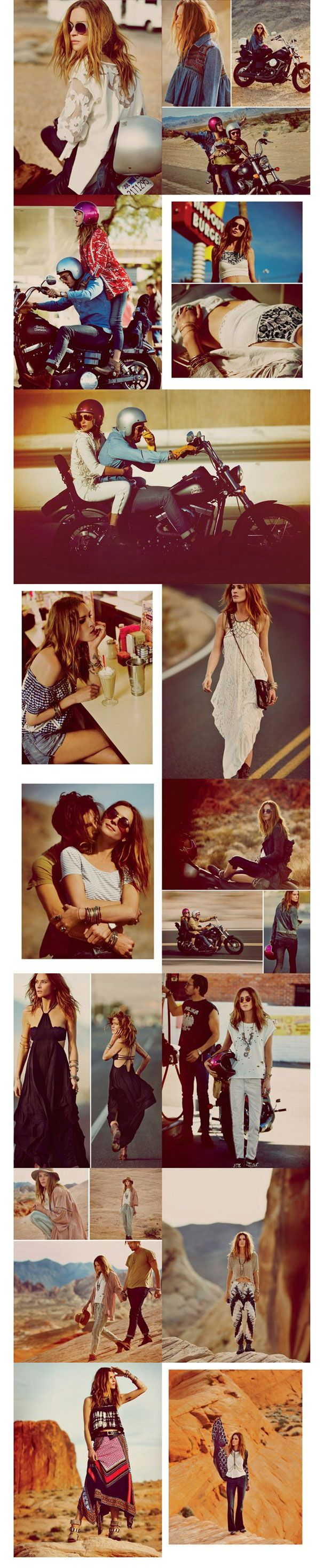 Erin Wasson for Free People March 2014
