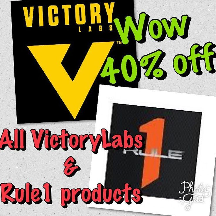 Massive deal on all VictoryLabs & Rule1 stock. Use discount code Victoryrule40 #preworkout #fitfam #fitspo #fitness #wpi #fitnesslife #motivation #girlsthatlift #inba #compprep #fitspiration #discount #supplements #nutrition #workout #preworkout #shredded #getfit #weights #muscle #vascular #bodybuilding #fitspiration #cardio #ripped #gym #fatburner #training #exercise #weightraining #cutting #sculpting
