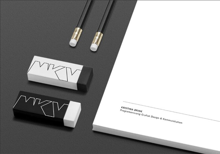 Graphic identity for MKV.