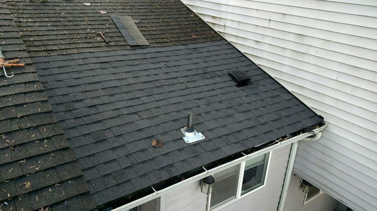 Composition Roof Maintenance!