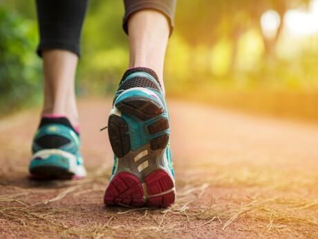 Forget the gym: Why a brisk walk is a really great workout