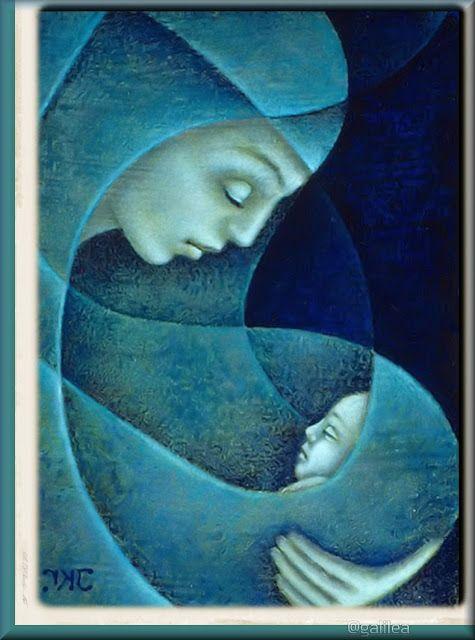 Santa María, Madre de Dios y Madre nuestra: Dulzura de los ángeles