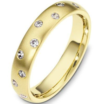 Ashutosh Diamond Band Made in Real Diamond & 18kt Gold.Customize As Per Your Style and Budget.Get Exact Diamond Quality and weight.