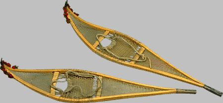 snowshoes traditional Swampy Cree - Google Search