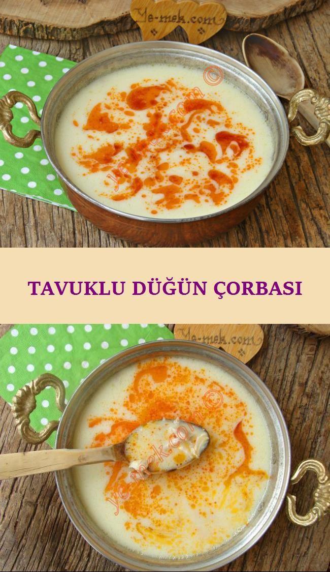 Nefis doyurucu ve lezzetli bir tavuk çorbası tarifi… Geleneksel etli düğü…