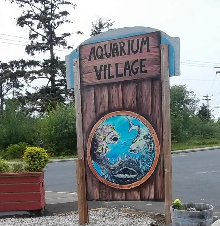 Aquarium Village in south beach Newport 12