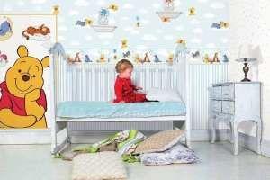 Erkek bebek odası için dekorasyon önerileri