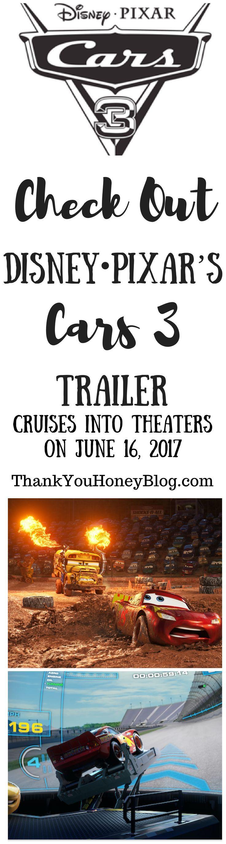 Best 25+ Cars 3 trailer ideas on Pinterest | Disney cars 3, Cars 3 ...