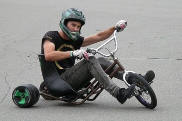 Diseño en los triciclos para derrapar. Drift Trikes!   Good ID #drifttrike #drift-trikes