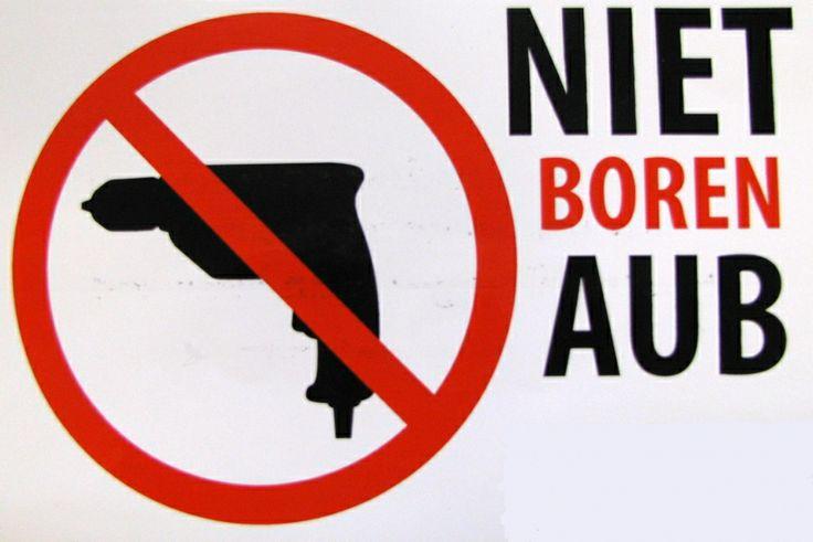 """Niet boren AUB""  #tandarts #humor"