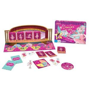 """""""Angelina Ballerina Dance with Me! Game"""" Wins PAL Award - - Pinned by #PediaStaff.  Visit http://ht.ly/63sNt for all our pediatric therapy pins"""