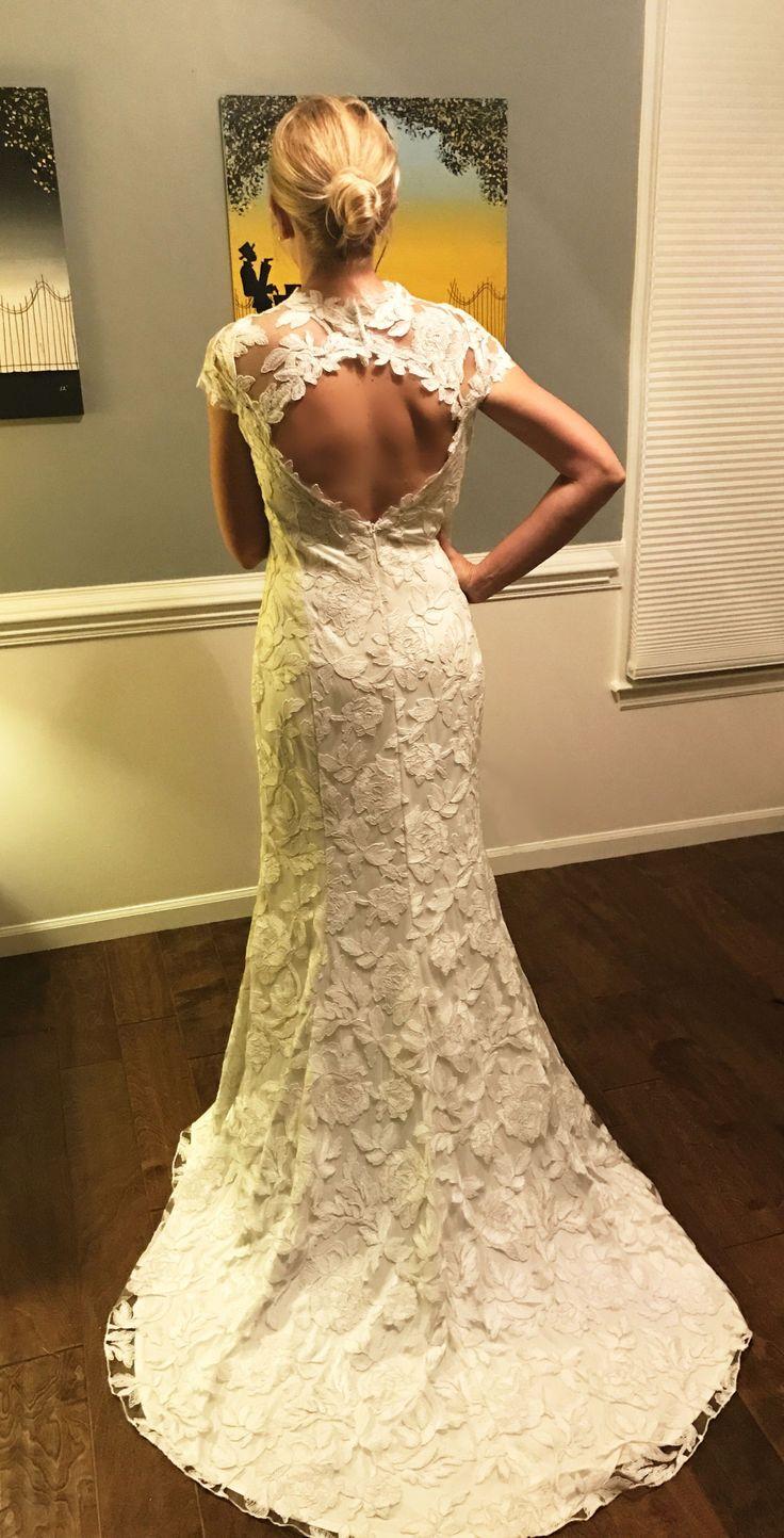 BHLDN Tadashi Shoji Elinor, $500 Size: 12 | New (Un-Altered) Wedding Dresses