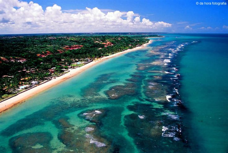 Praia Mucugê, Arraial D'Ajuda (Porto Seguro/Bahia/Brasil).
