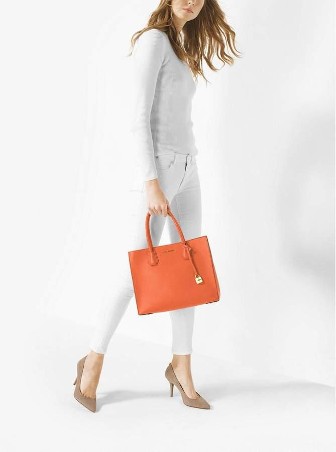 0b9a560468d445 MICHAEL Michael Kors Mercer Large Leather Tote #Handbagsmichaelkors ...