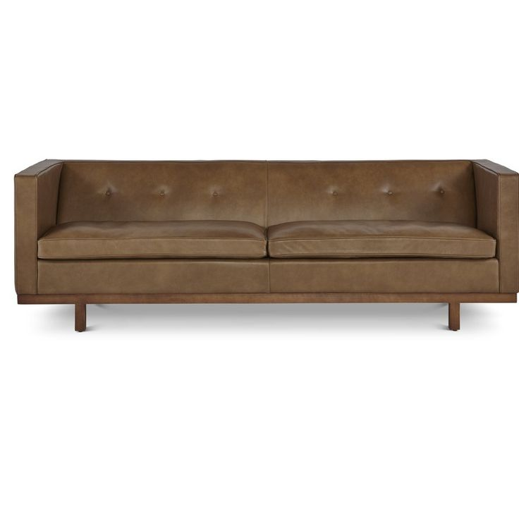 Best 25+ Contemporary Leather Sofa Ideas On Pinterest | Living