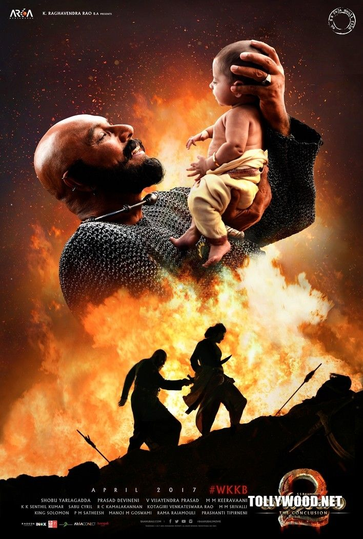 Baahubali 2 Movie New Poster