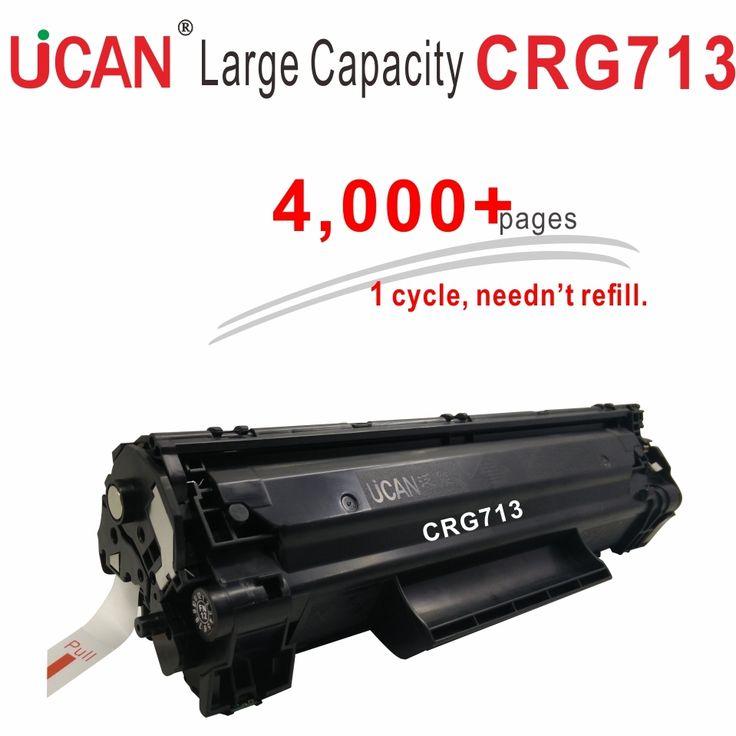 CRG 713 CRG 913 CRG 313 for Canon LBP 3250 Laser Printer Toner Cartridge 4000pages  Lower Print Costs