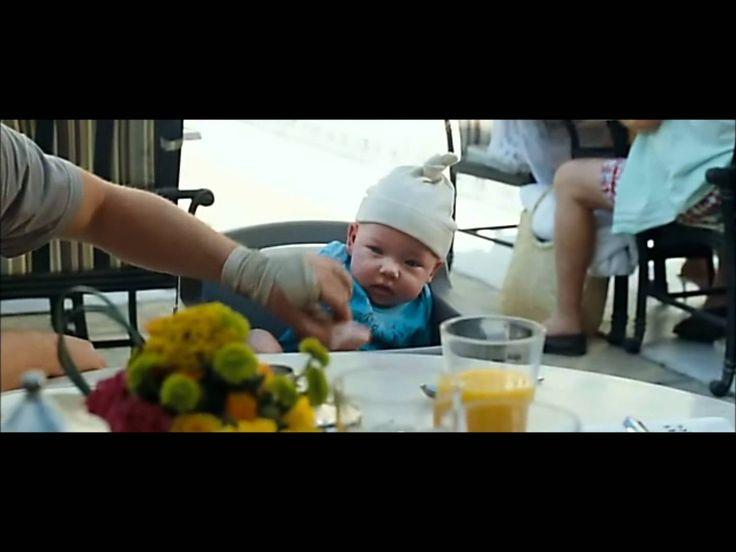 Not at the table Carlos! (Hangover)