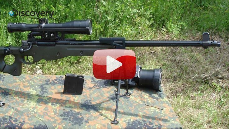 Silah Bilimi : Keskin Nişancı Tüfekleri #2 (Discovery World Türkçe Belgesel): Belgeselkategorisindeki sevilen bir… #Belgesel #kasokpaetes