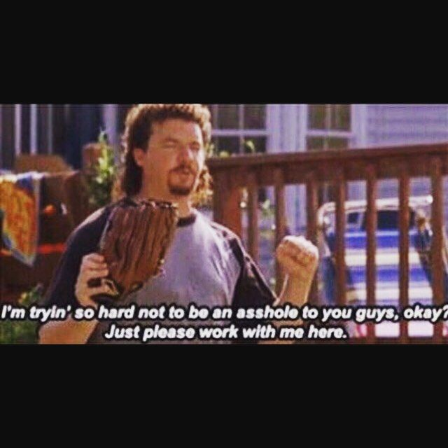 I love Eastbound And Down! Kenny P!