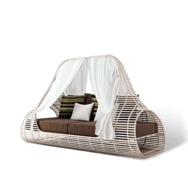 15 best Day bed images on Pinterest Decks, Outdoor daybed and - Balou Rattan Mobel Kenneth Cobonpue