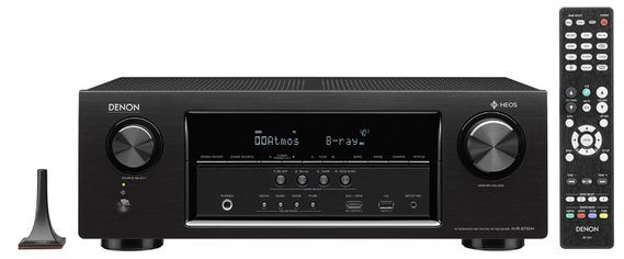 Denon brings multi-room audio to mainstream receivers at last     - CNET Denon has announced its 2017 line of S-series receivers which will now feature Heos multi-room at an affordable price-point which should make the company more competitive with Yamaha and Onkyo.  Until now the the least expensive receiver to feature Heos was the $1499 AVR-X4300H but the recent $999 Heos AVR heralded changes were afoot. Those heralds are now here: the AVR-S730H and AVR-S930H receivers…