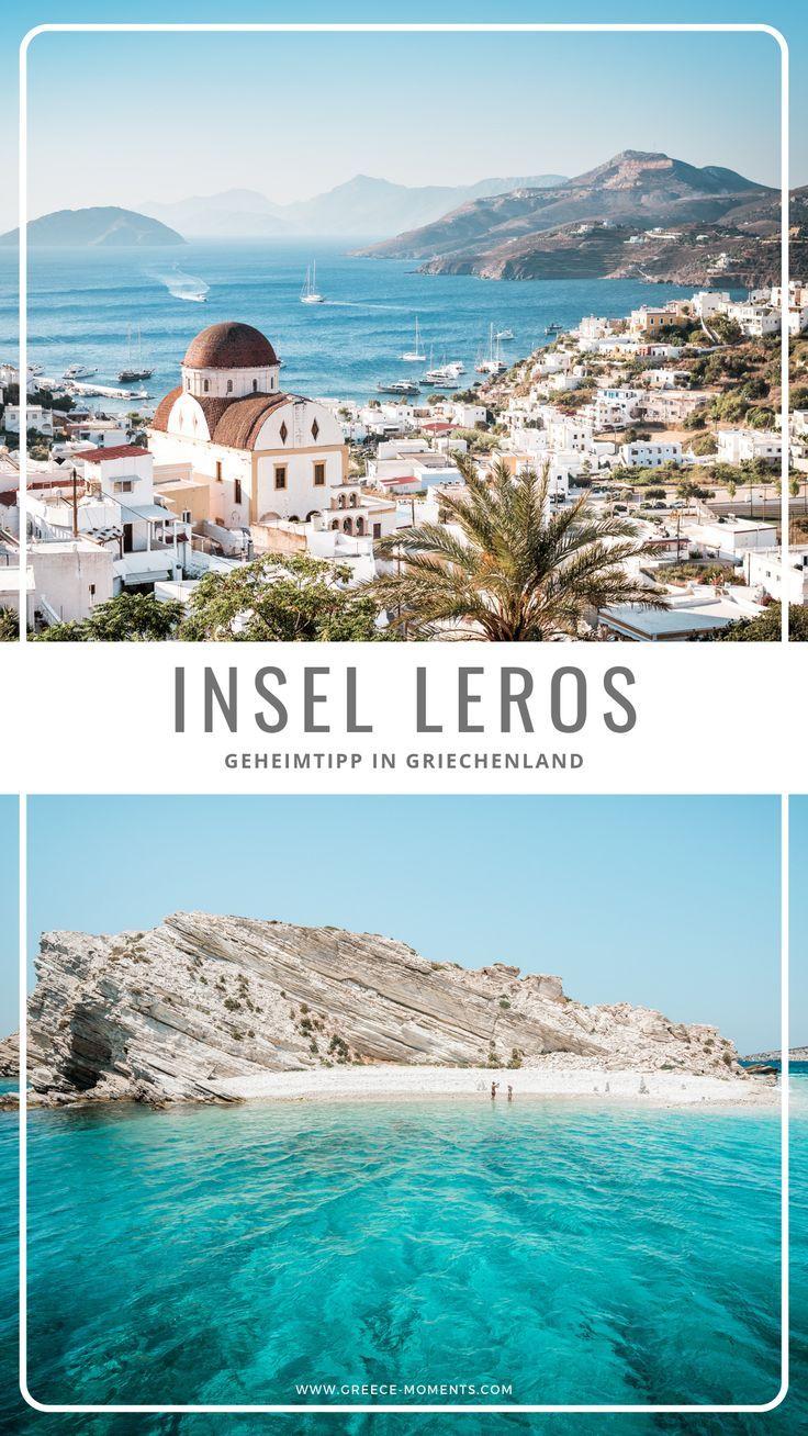 Leros Griechenland • Unsere besten Highlights auf der Insel Leros