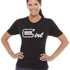 GLOCK Girl T-shirt - Shirts - Apparel | GLOCK USA