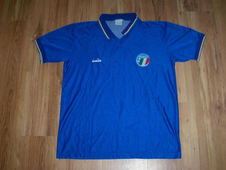 Italy football shirt 1990