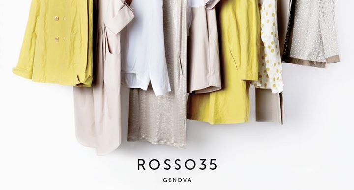 Rosso35 Spring Summer Collection 2014 is coming