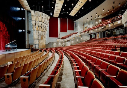 Bell Performing Arts Centre Surrey, BC