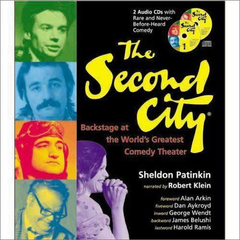 The-Second-City-Backstage-at-the-World-039-s-Greatest-Comedy-Theater-book-with