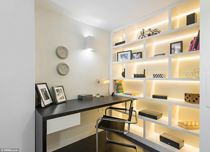 Home office: The Fulham development has been development with the successful executive in ...