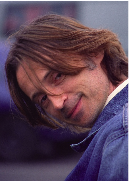 Robert Carlyle - because of his amazing voice and linguistic talent, his beautifully expressive face, and incredible talent as an actor...and he's just unbelievably hot, even when made up to be Rumplestiltskin :)