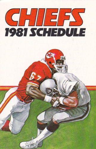 1981-KANSAS-CITY-CHIEFS-FOOTBALL-POCKET-SCHEDULE