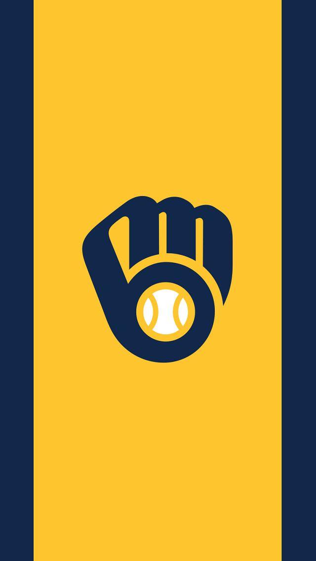Milwaukee Brewers 2020 Brewers Baseball Mlb Wallpaper Baseba