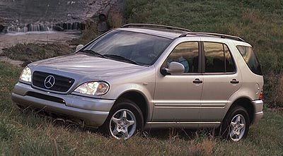 Mercedes ML320 2000 | 2000 Mercedes-Benz M Class Pictures/Photos Gallery - MotorAuthority