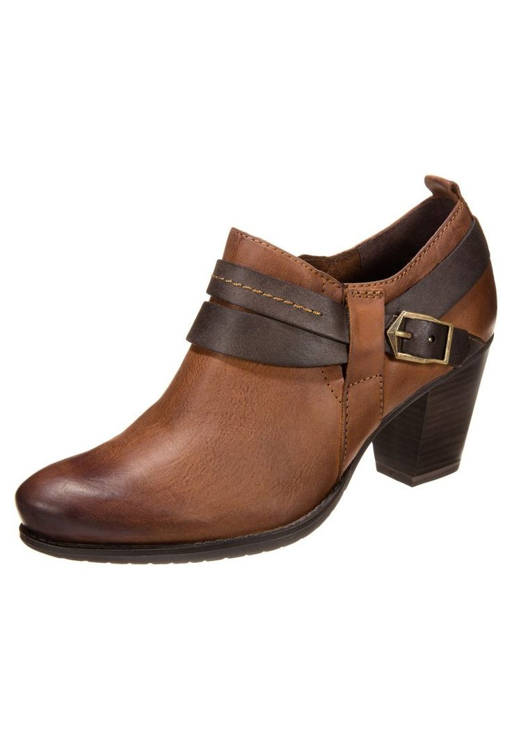 Tamaris - Ankle boots - brown