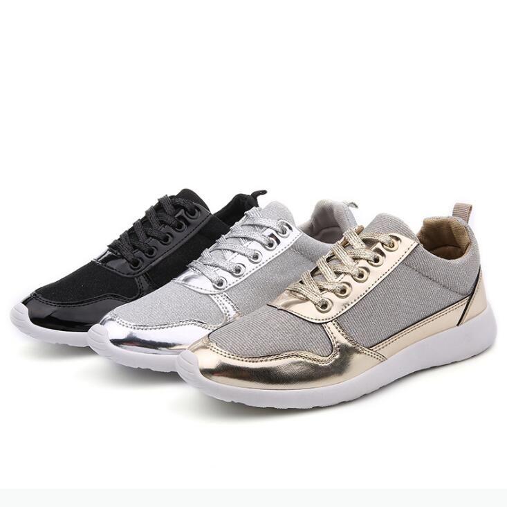 Lazy Footwear Low-top - Zapatillas de Material Sintético para mujer, color negro, talla EU36