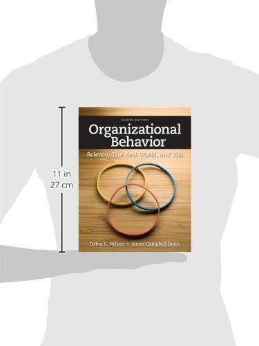 organizational behavior 14th edition chapter 1 case incident Summary organzational behavior - chapter 4: moods, emotions, and organizational behavior taken from the book essentials of organizational behavior, written by robbins and judge.