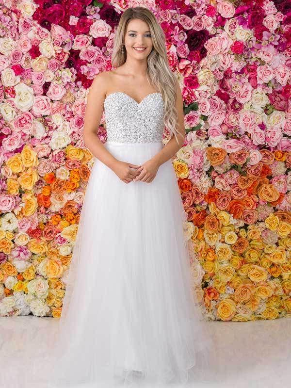 Allure Debutante Gown G216