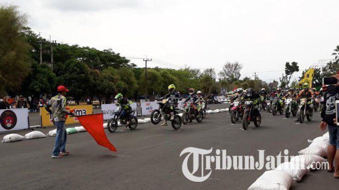 Indonesia Supermoto Championship Bantu Tingkatkan Kunjungan Wisatawan ke Malang