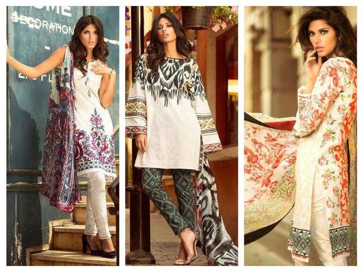 Zara Shahjahan Summer Collection 2015 For Women