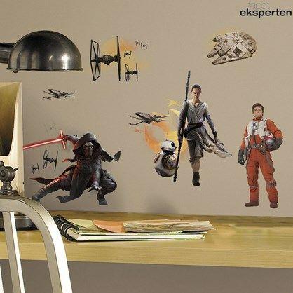"Star Wars ""The Force Awakens"" - wallstickers"