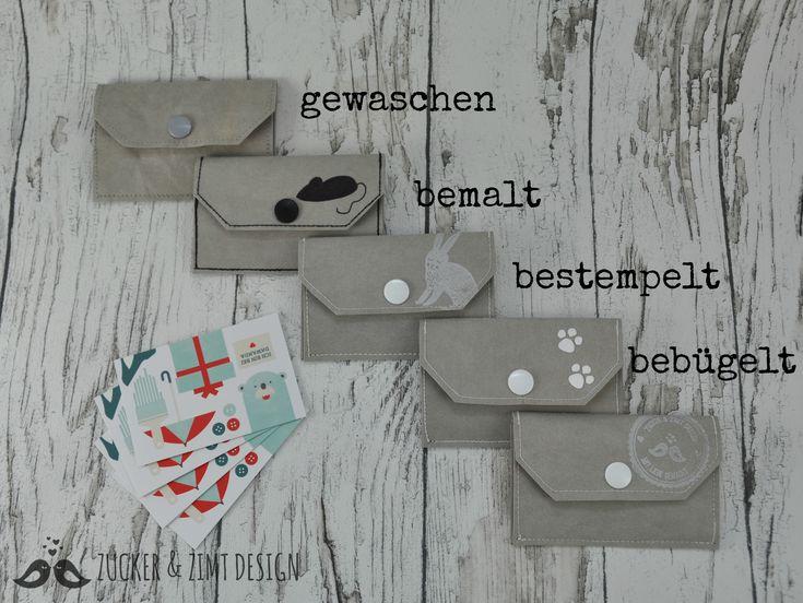Gratis Anleitung Visitenkartenetui aus Snappap auf www.zuckerundzimtdesign.wordpress.com