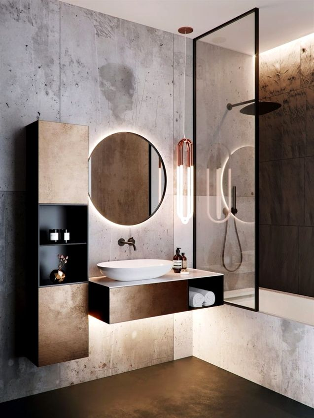Bathroom Ensuite Ideas