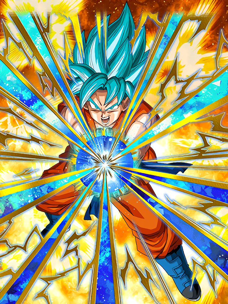 """[Beyond Super Saiyan God] Super Saiyan God Super Saiyan Goku """"Now take my advice. Go on and leave now."""""""
