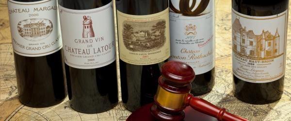 Botellas de vino que valen el sueldo de un año